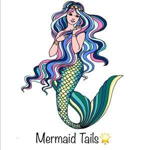 Mermaids live here🌟🌟🌟